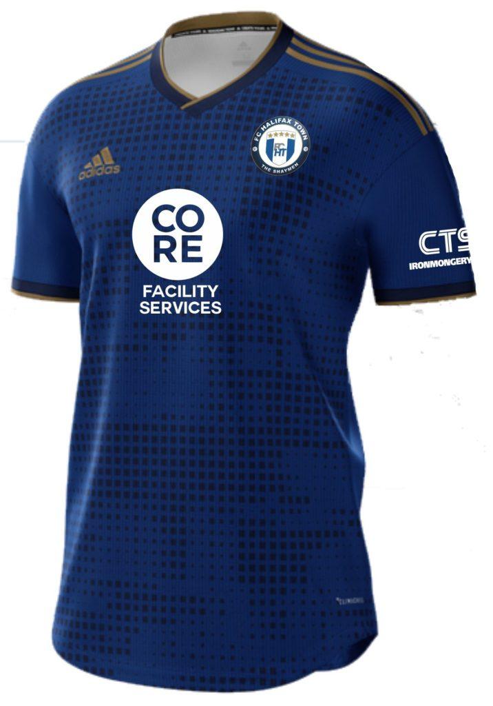 New Home Shirt SPonsors