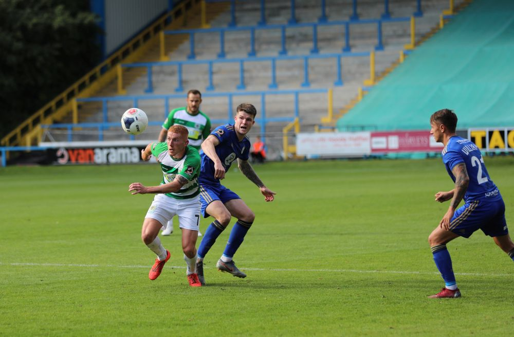 Liam McAlinden vs Yeovil